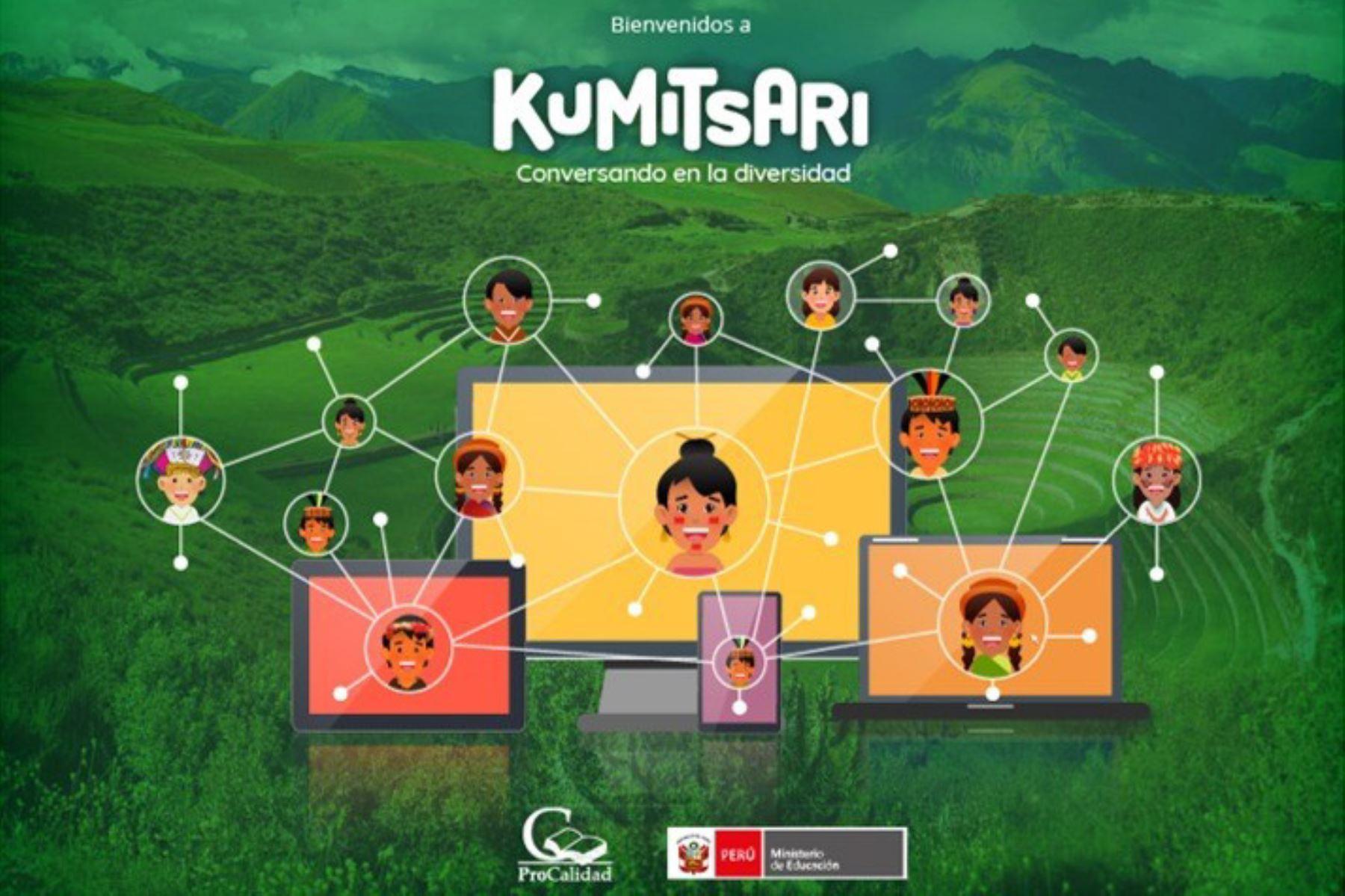 Maestros aprenden lenguas originarias con programa digital Kumitsari