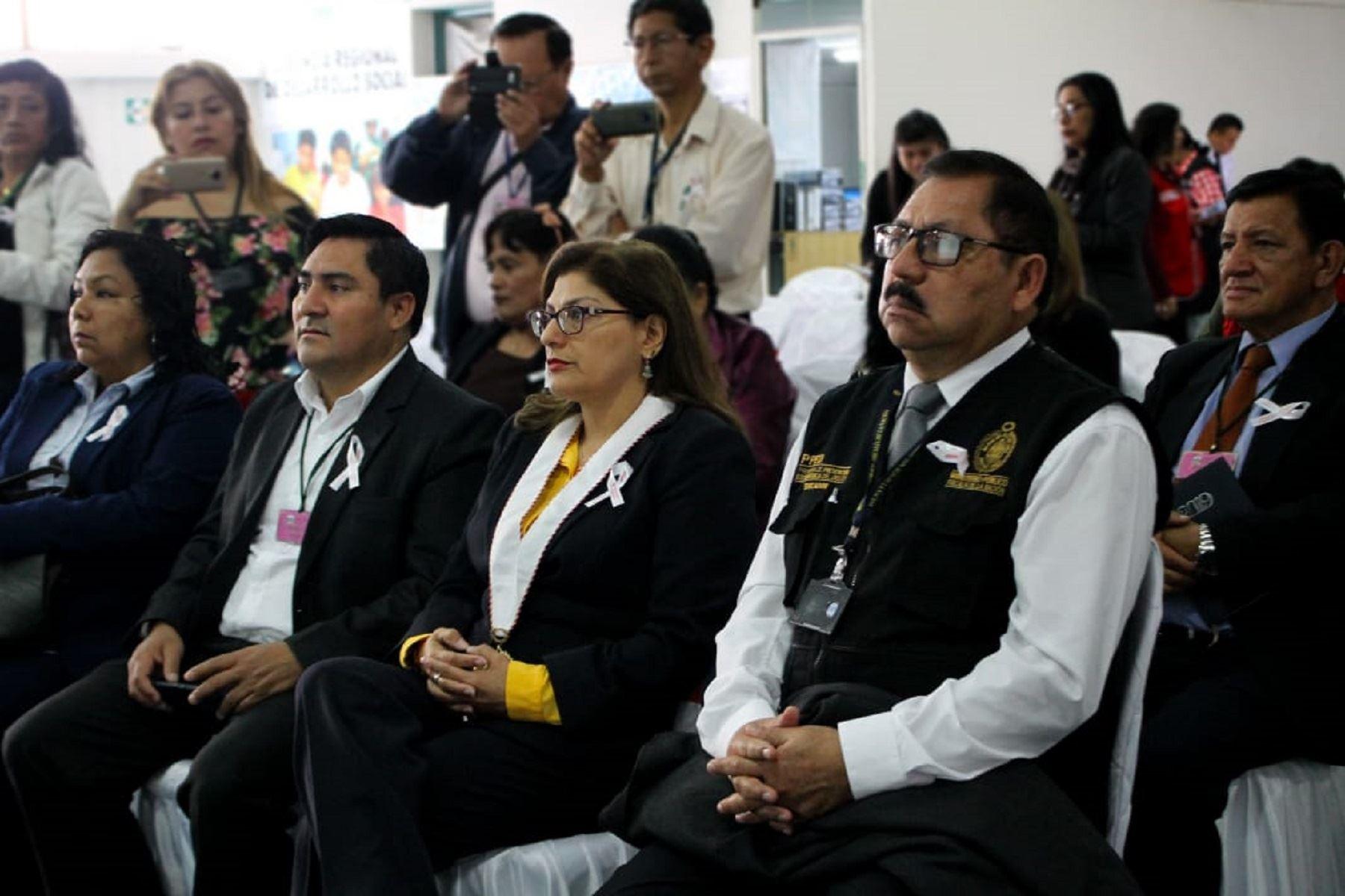 Callao inicia campaña para identificar a varones violentos con sus parejas Foto: Gobierno regional del Callao