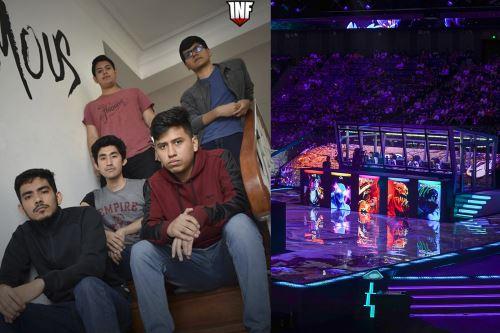"""El equiposanmarquinose ha denominado """"Team San Marcos"""" y logró clasificar al World University Cyber Games (WUCG) 2019"""