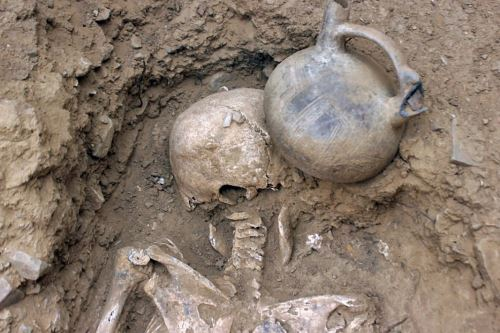 Descubren  templo megalítico de 3,000 años de antigüedad en Lambayeque