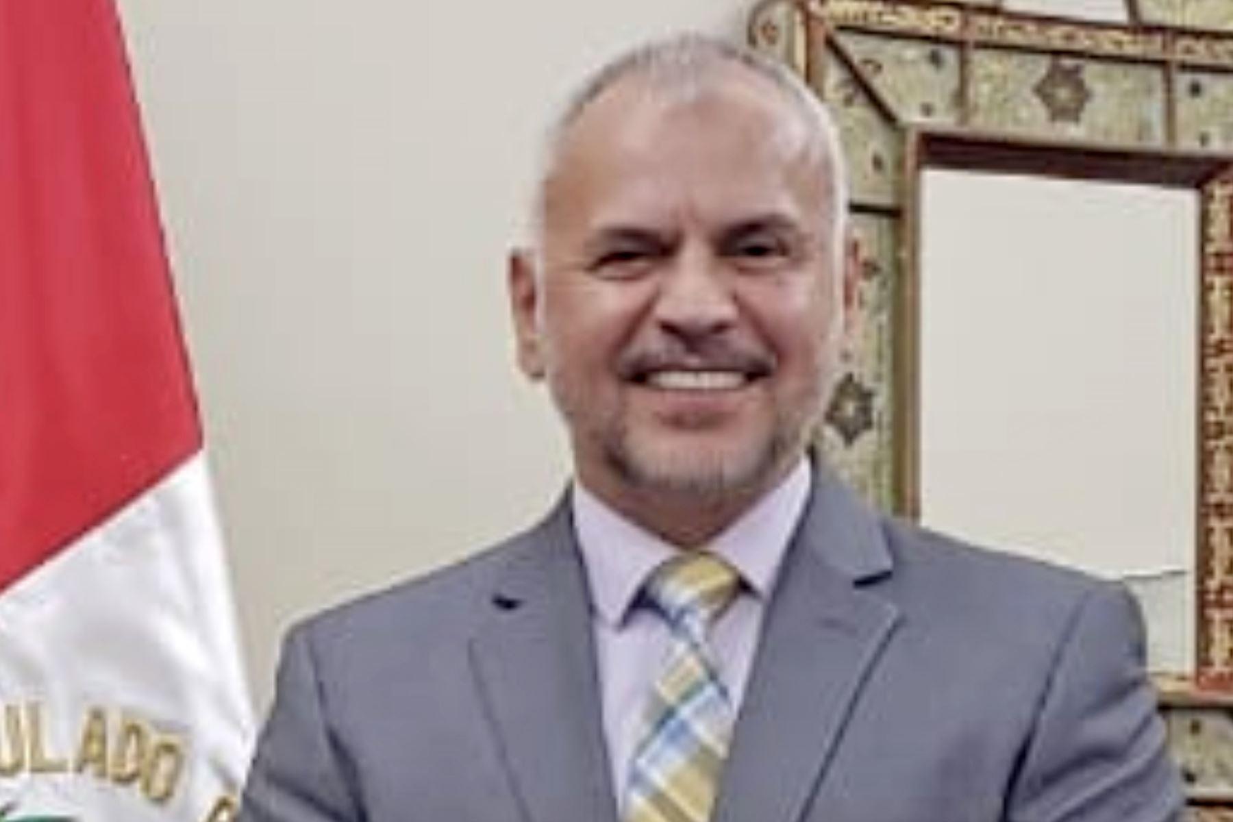 Consul general de Perú en Río de Janeiro