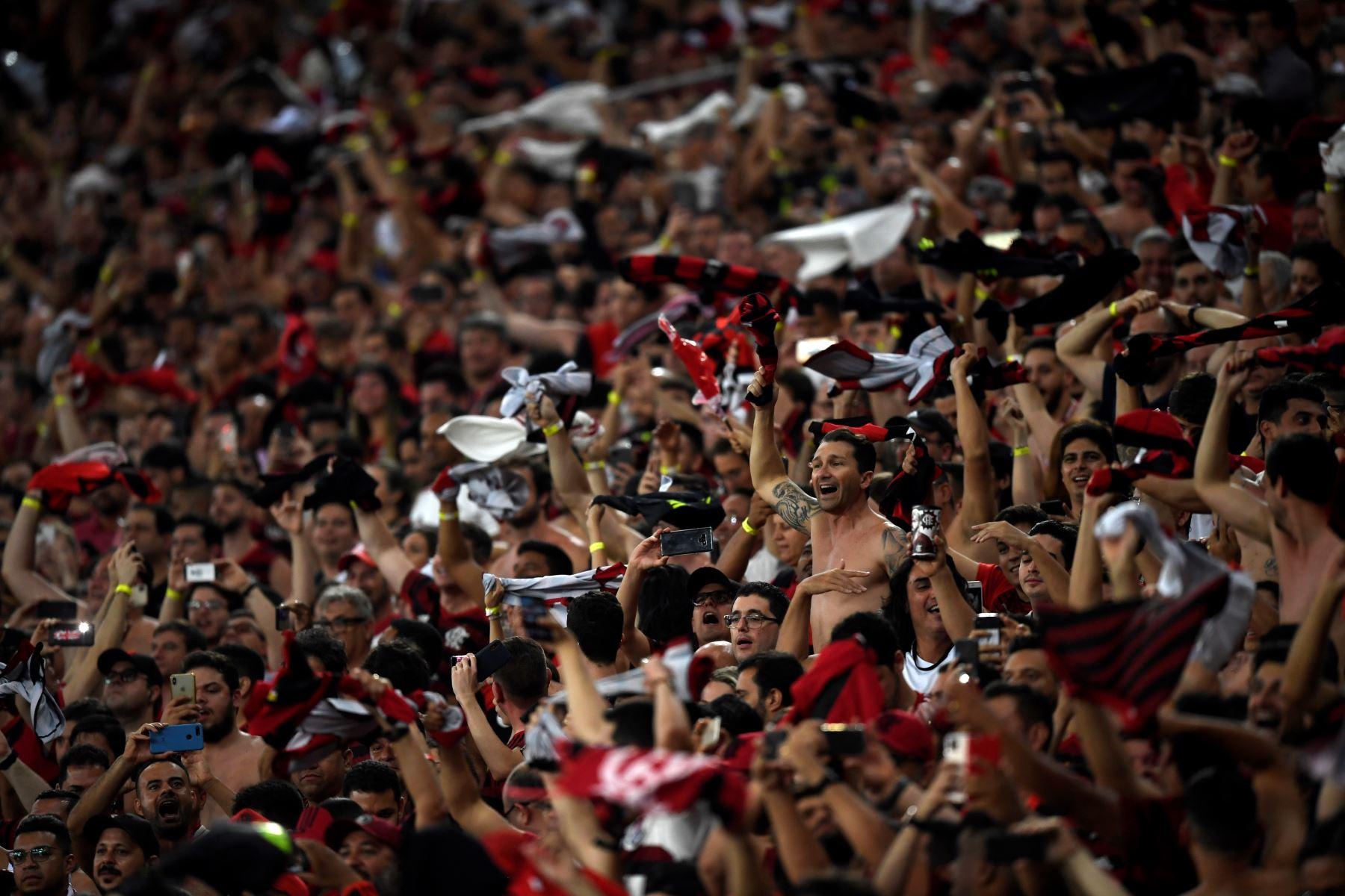 Hinchas de Flamengo