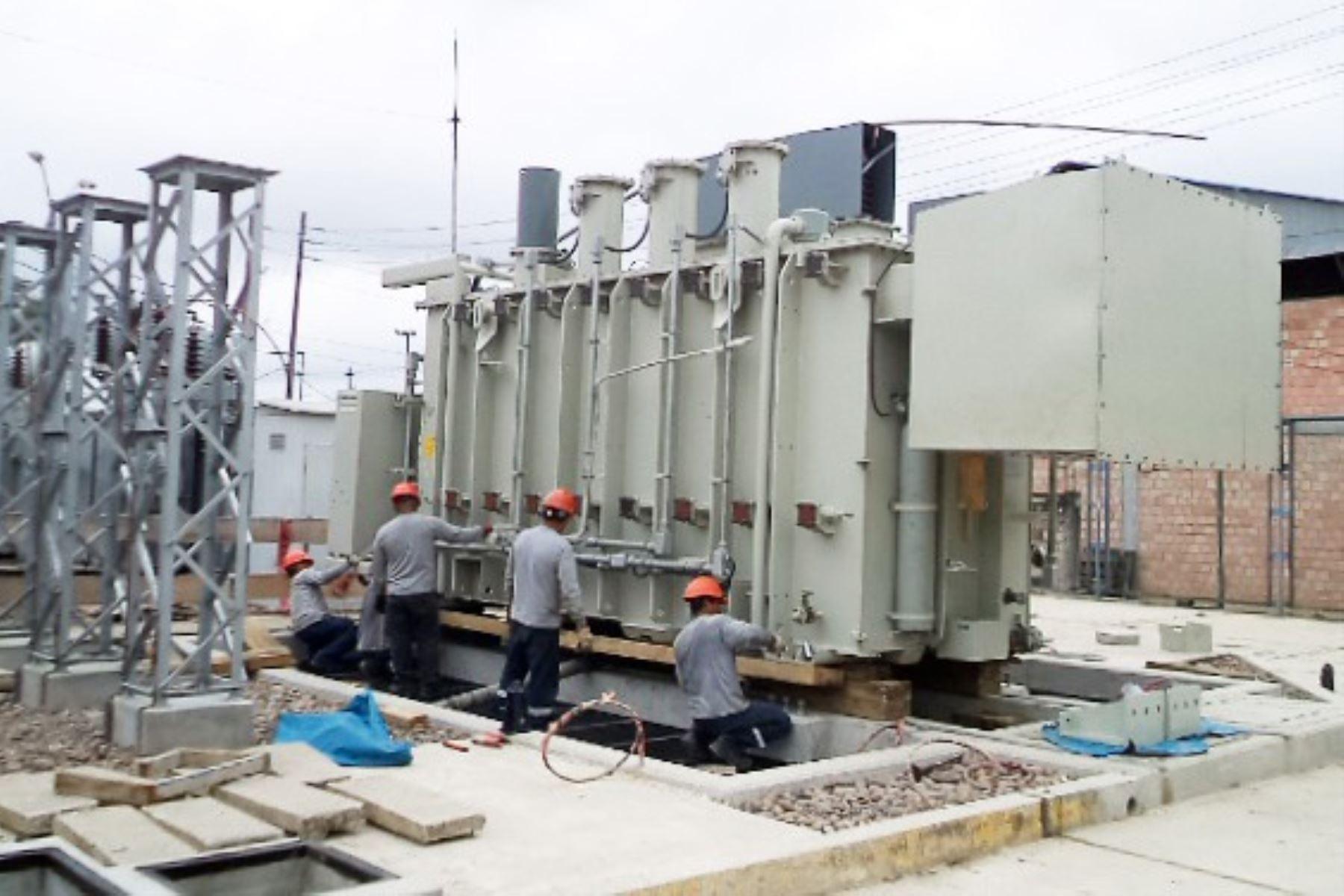Iquitos contará con mayor capacidad de energía eléctrica con dos nuevas subestaciones - Agencia Andina