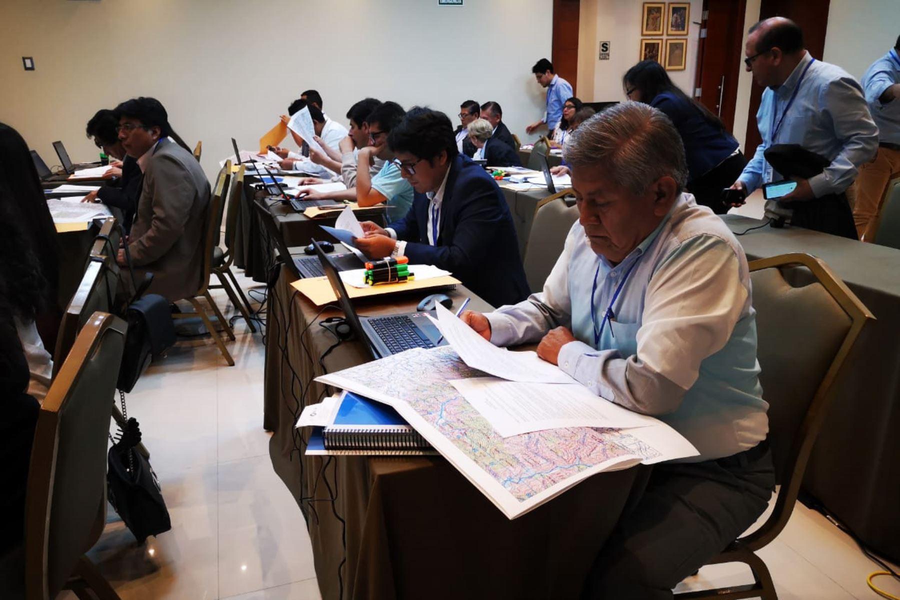 Lambayeque: alrededor de 250000 personas se beneficiarán con saneamiento de límites - Agencia Andina