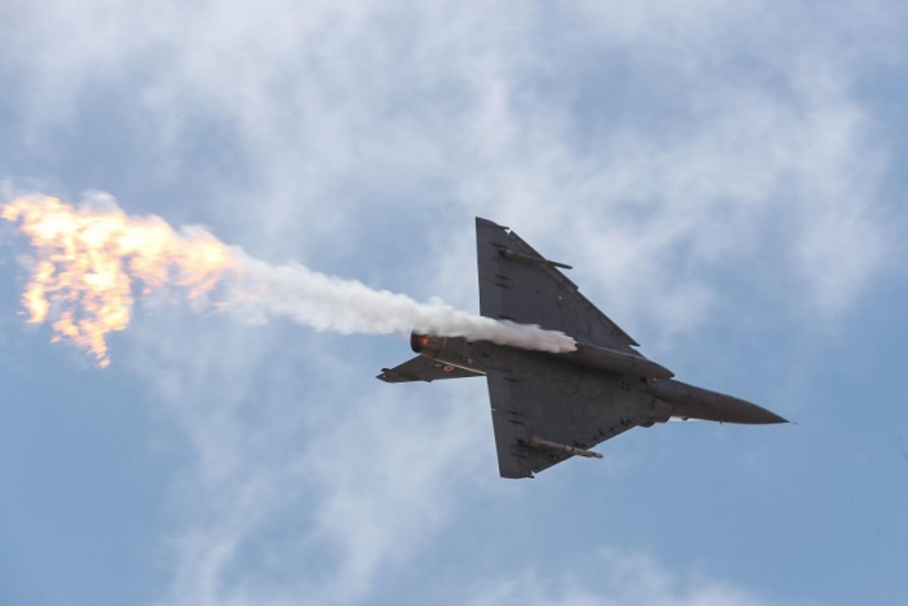 La maniobra movilizó a más de 2 mil efectivos del Ejército, Marina de Guerra y Fuerza Aérea