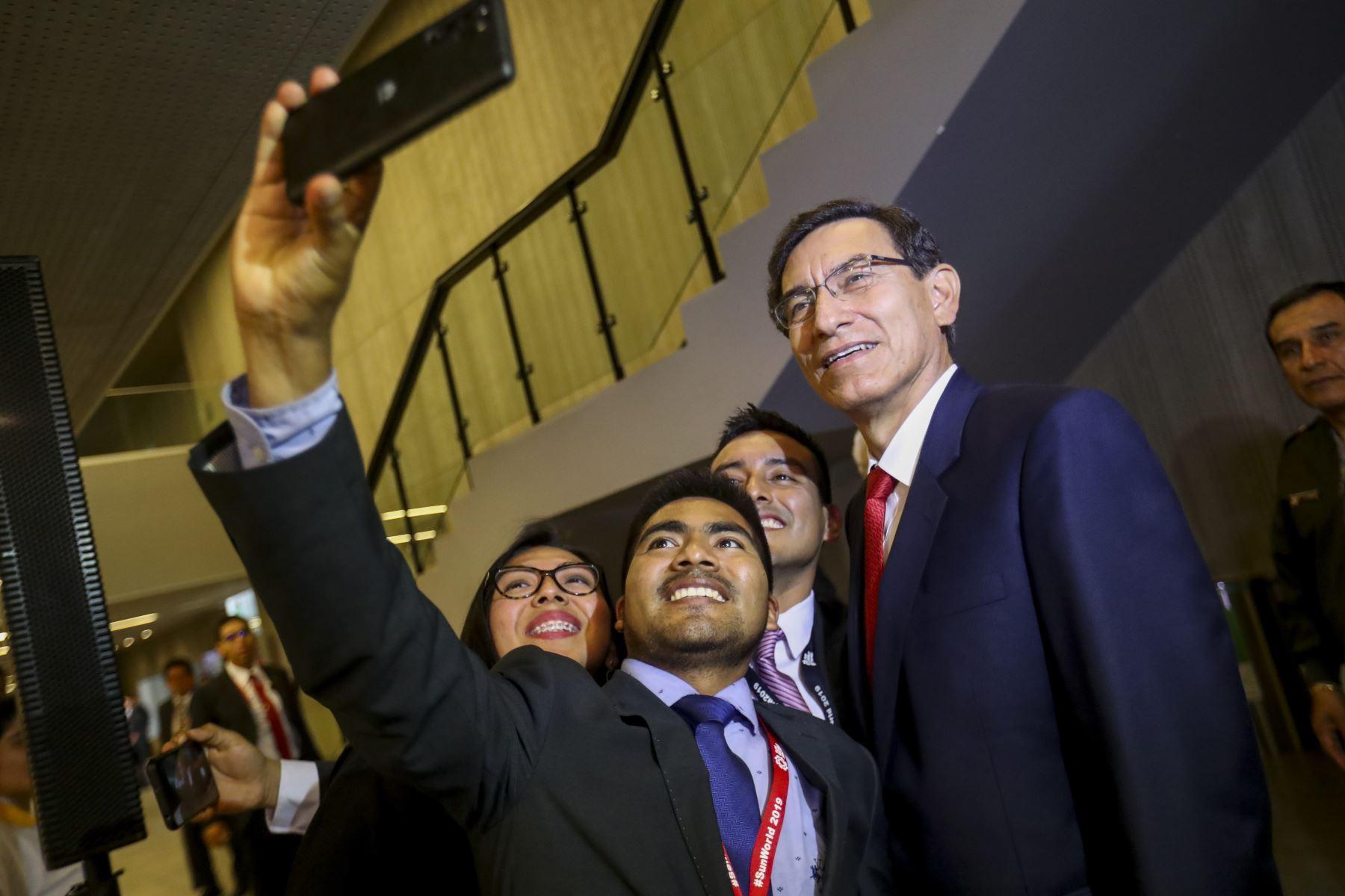 El Sun World 2019  se desarrolló en Lima del 12 al 14 de noviembre.