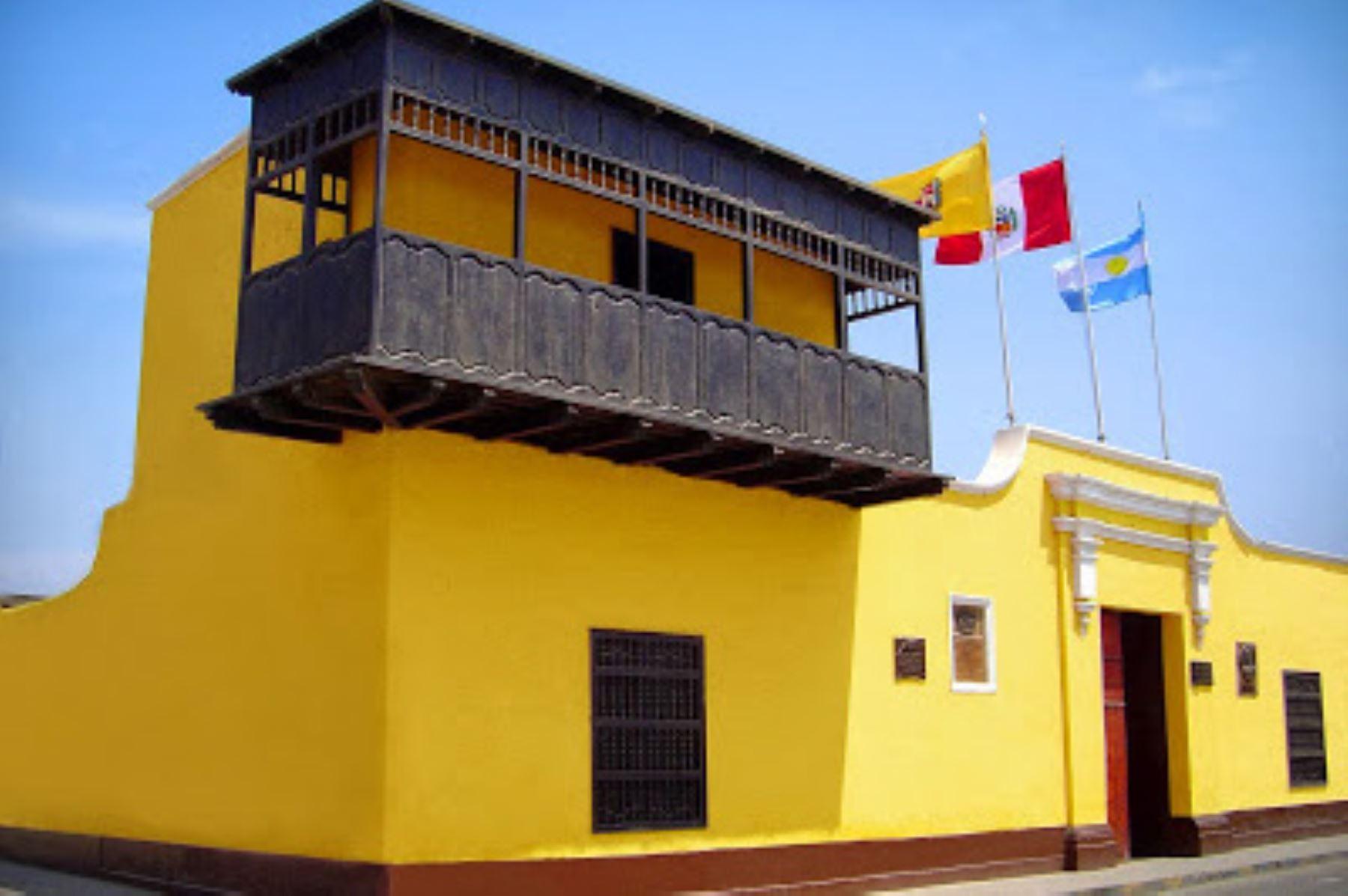Huaura celebrará el 199 aniversario de la primera proclamación de la independencia - Agencia Andina