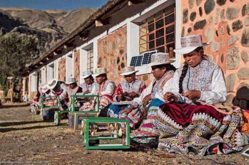 Puno y Arequipa crean innovaciones sostenibles usando energía del sol (Fotos: PNUD)