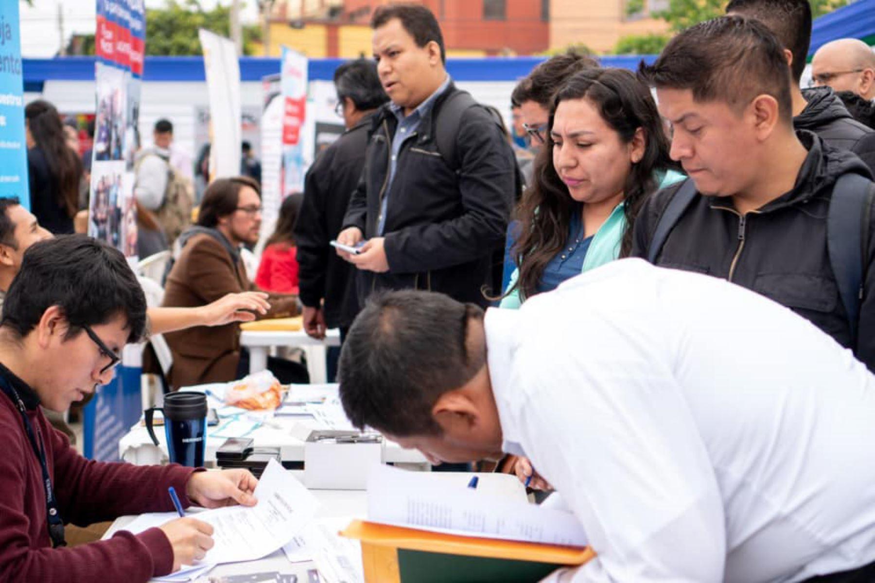 Feria Laboral será en tercer piso del Centro Comercial Cyber Plaza, Cercado de Lima. Foto: MML
