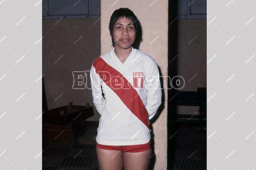 Irma Cordero: legendaria voleibolista  peruana falleció a los 77 años