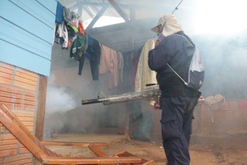 En las últimas cuatro semanas se han confirmado ocho muertos, 16 en total en el año. Son personas fallecidas porque llegaron tarde al servicio de salud con un cuadro clínico de dengue grave