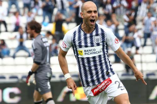 Alianza Lima gana 3 a 1 ante  Sport Huancayo por el Torneo Clausura de la Liga 1