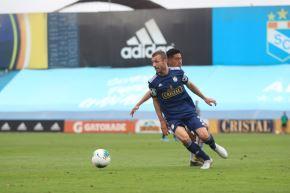 Calcaterra abrió el camino del triunfo para Sporting Cristal