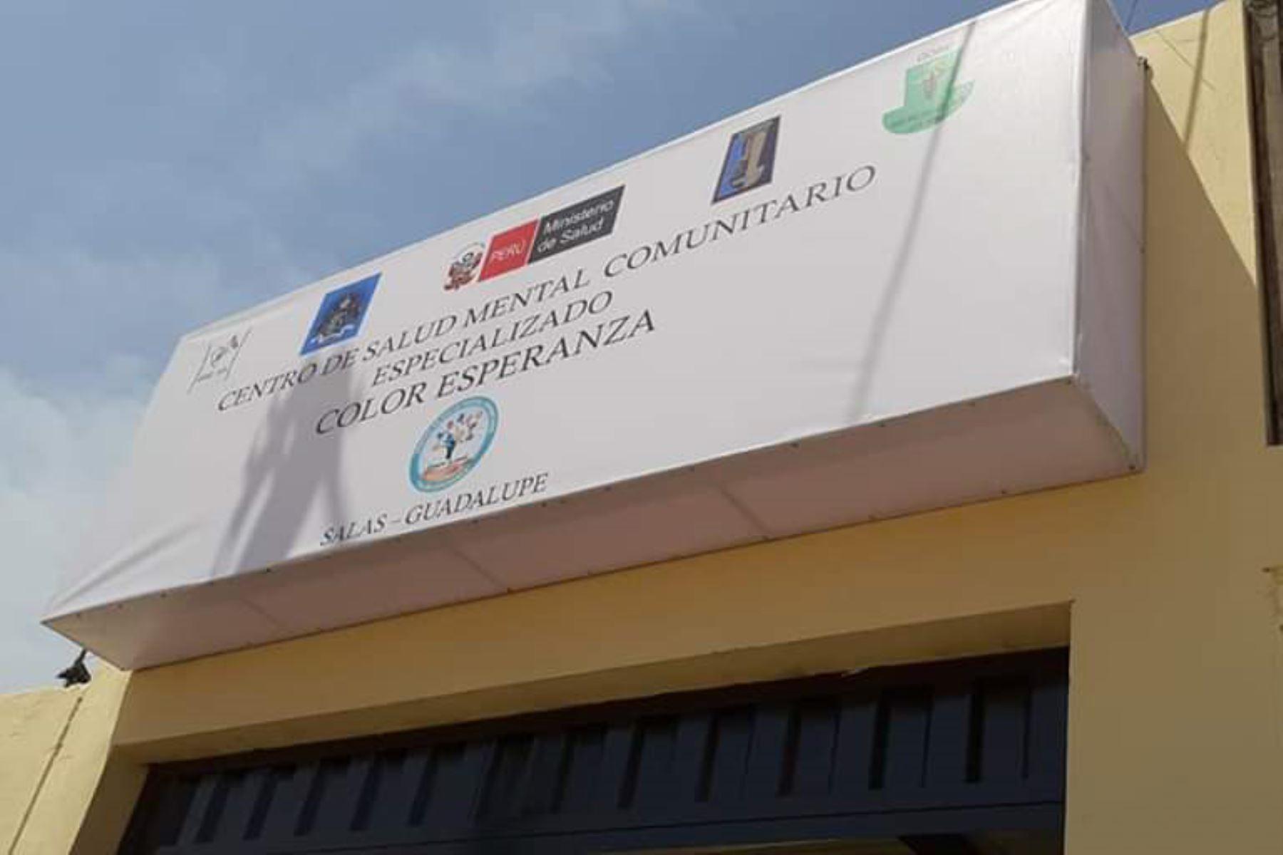 Un nuevo centro de salud mental comunitario opera en la región Ica - Agencia Andina