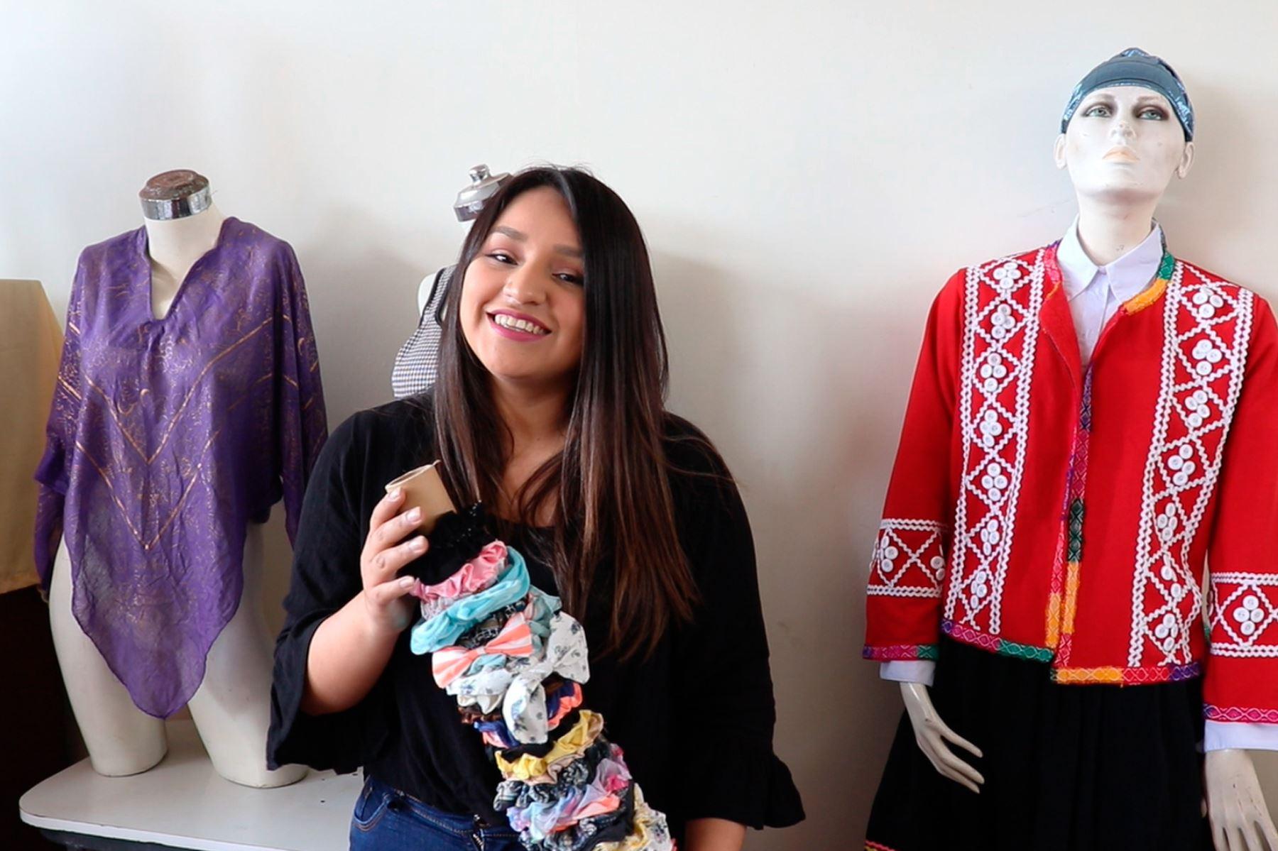 Alyssa Sedano. Foto: Andina/difusión