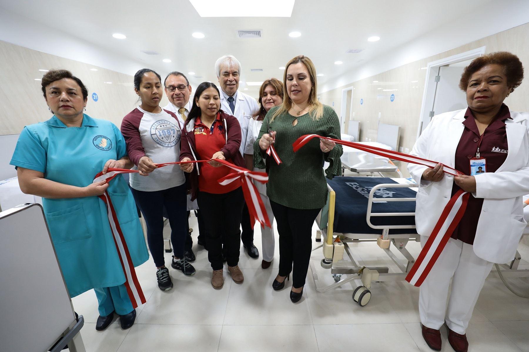 EsSalud mejora servicios para gestantes y recién nacidos en hospital Ramón Castilla - Agencia Andina