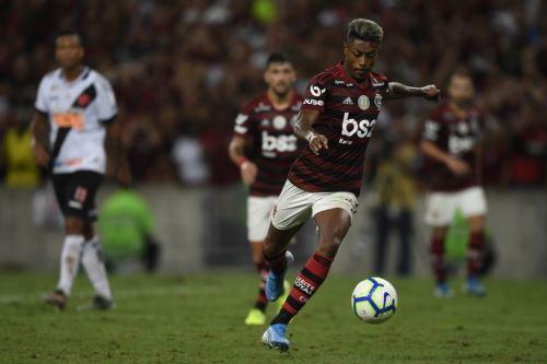 Bruno Henrique es el pilar del Flamengo.