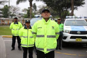 Refuerzan seguridad en La Molina por final de Copa Libertadores. Foto: Andina/Difusión