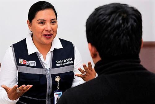 Presupuesto 2020 asigna importante partida para atender la salud mental de los peruanos.