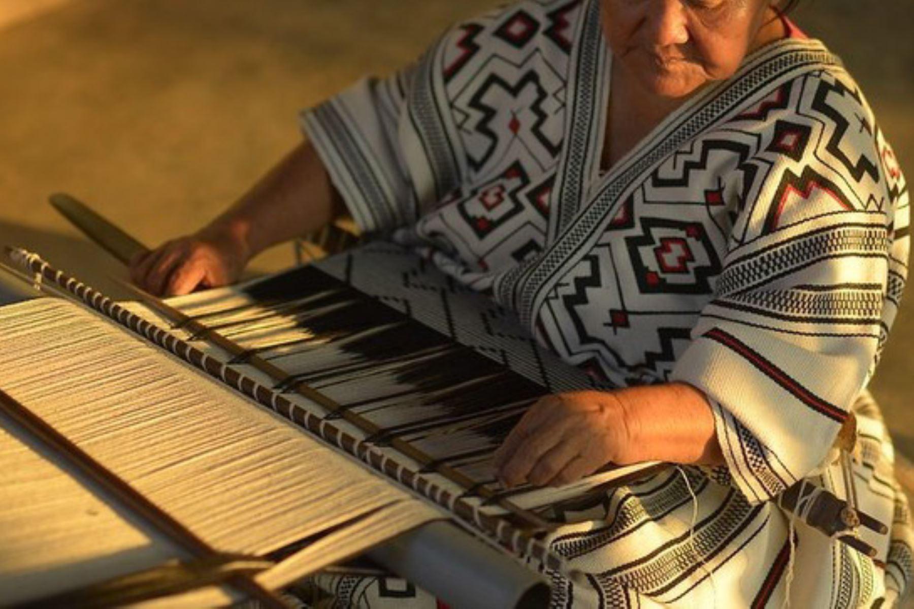 La textilería es la línea artesanal que tiene mayor número de inscritos en el Registro Nacional del Artesano, informó el Mincetur.