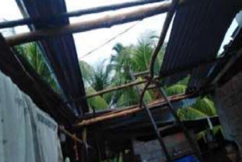 El Indeci precisó que los vientos fuertes registrados en San Martín, Áncash y Huánuco no ocasionaron daños a la vida ni a la salud de las personas.