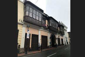 Sunedu denegó licenciamiento a la Escuela Internacional de Posgrado S.A.C ubicada en el jirón Junín, Cercado de Lima. Foto: ANDINA/Sunedu