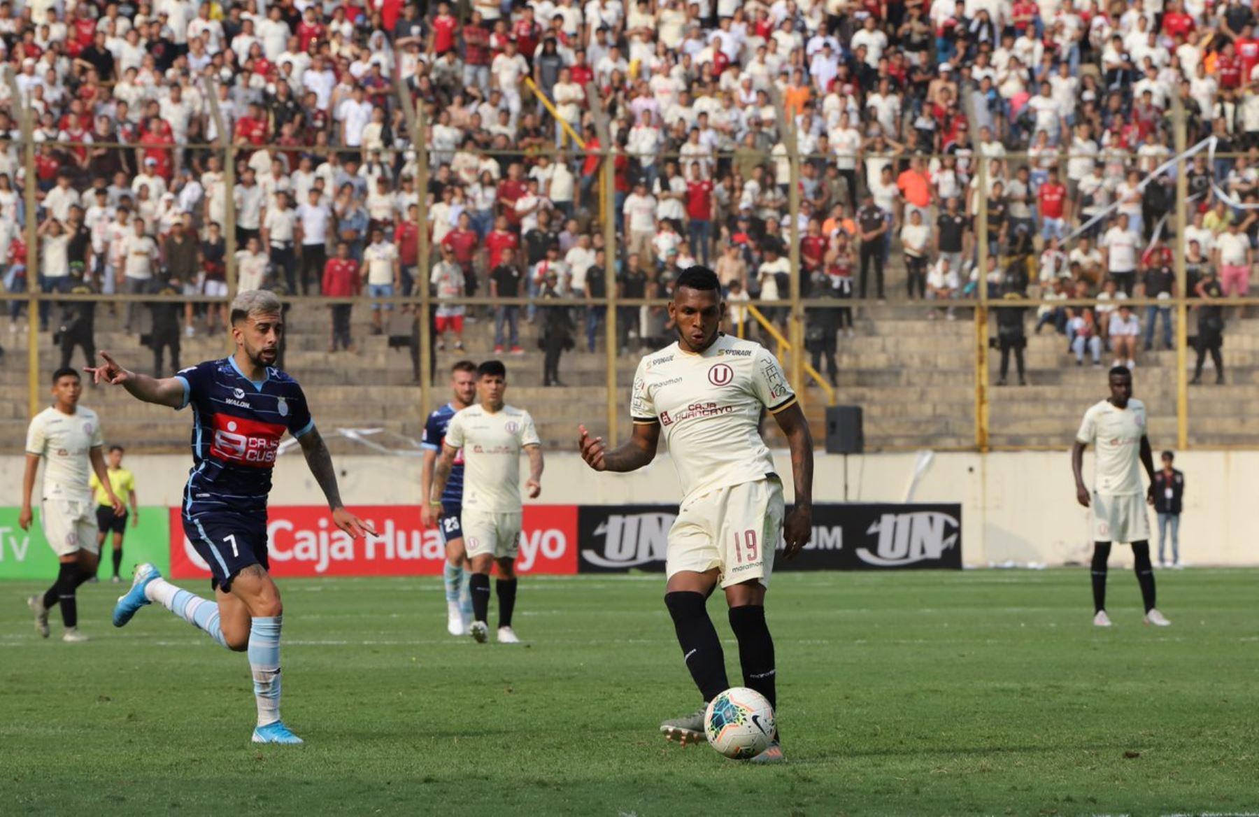 Universitario ganó al Real Garcilaso, peor no le bastó para llevarse el Clausura