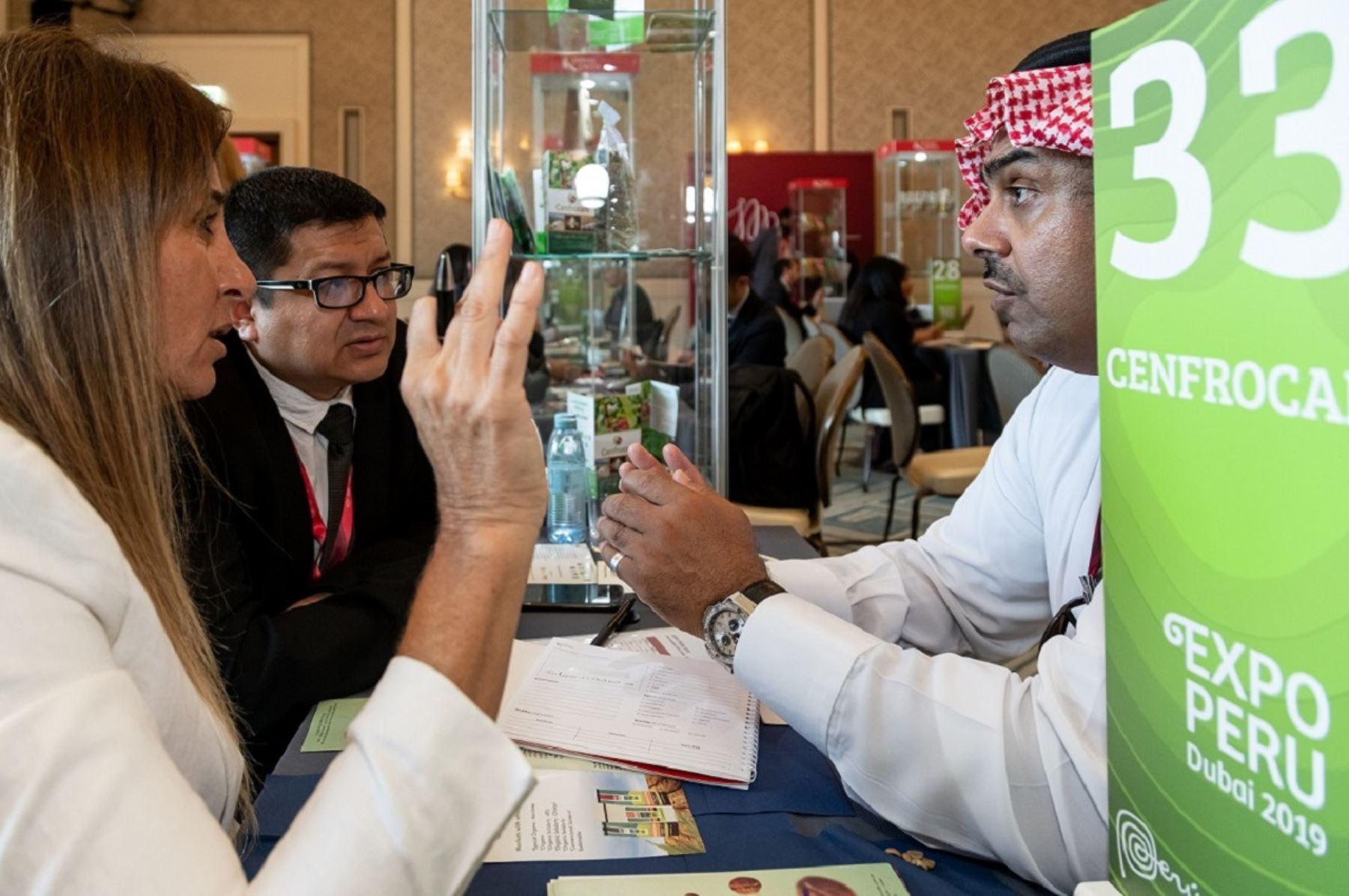 Expo Dubai Perú. Foto: Cortesía.