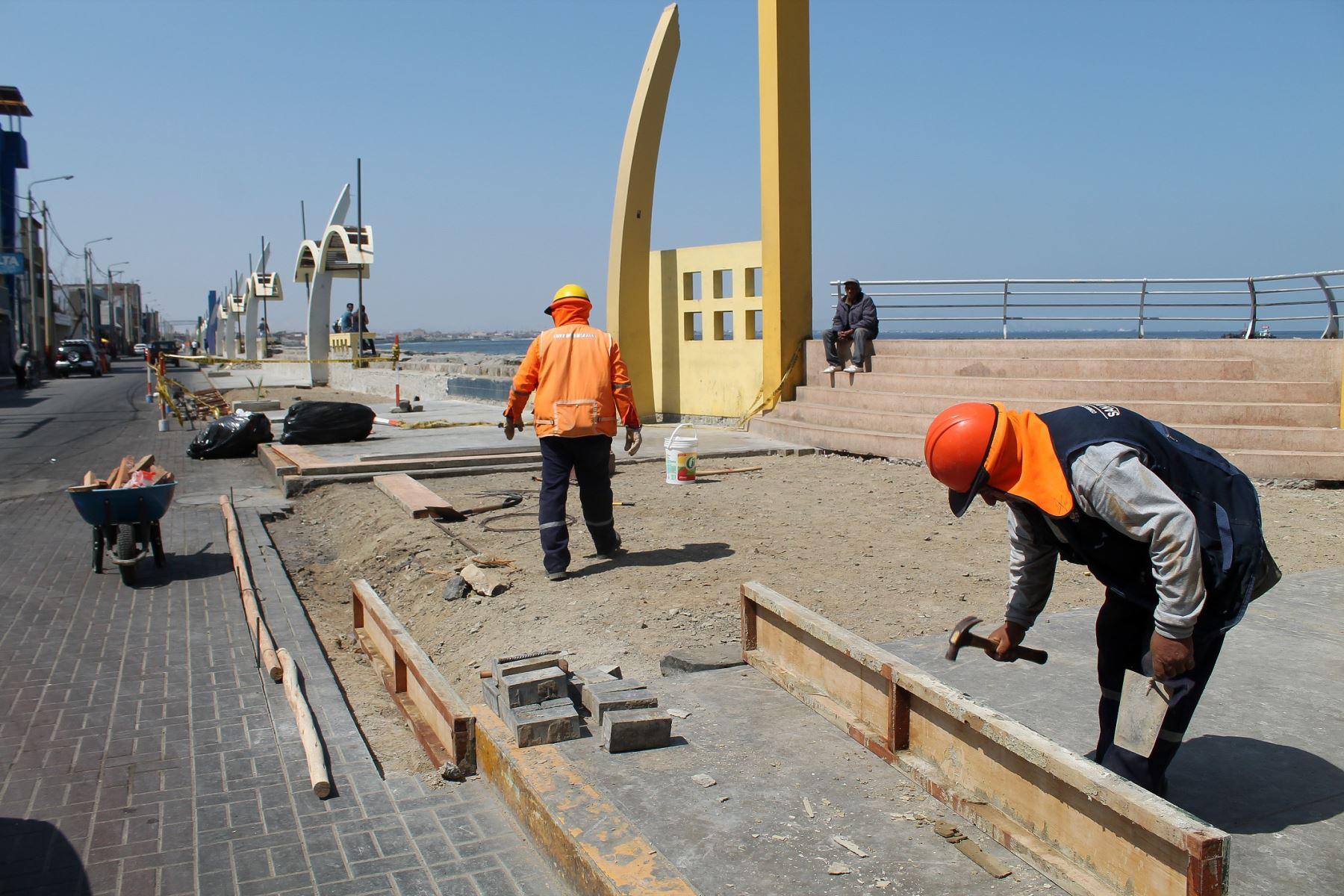 Áncash es la región con el mayor número de proyectos que se ejecutarán mediante el mecanismo de obras por impuestos. ANDINA/Difusión