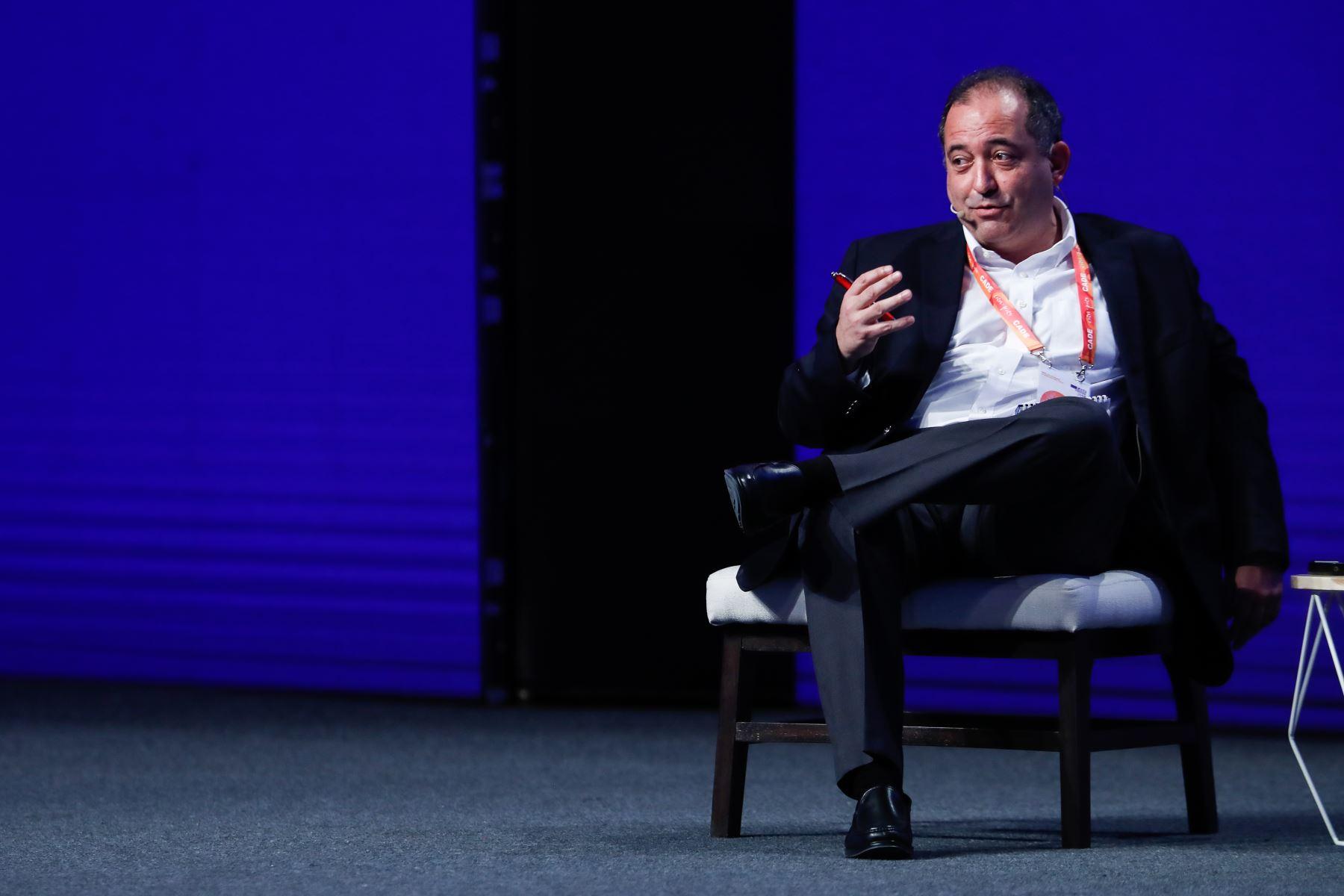 Daniel Córdova, jefe del Plan de Gobierno de Alianza para el Progreso. Foto: ANDINA/Renato Pajuelo