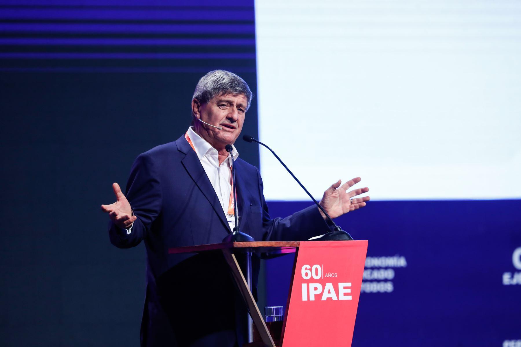 Raúl Diez Canseco, Acción Popular. Foto: ANDINA/Renato Pajuelo