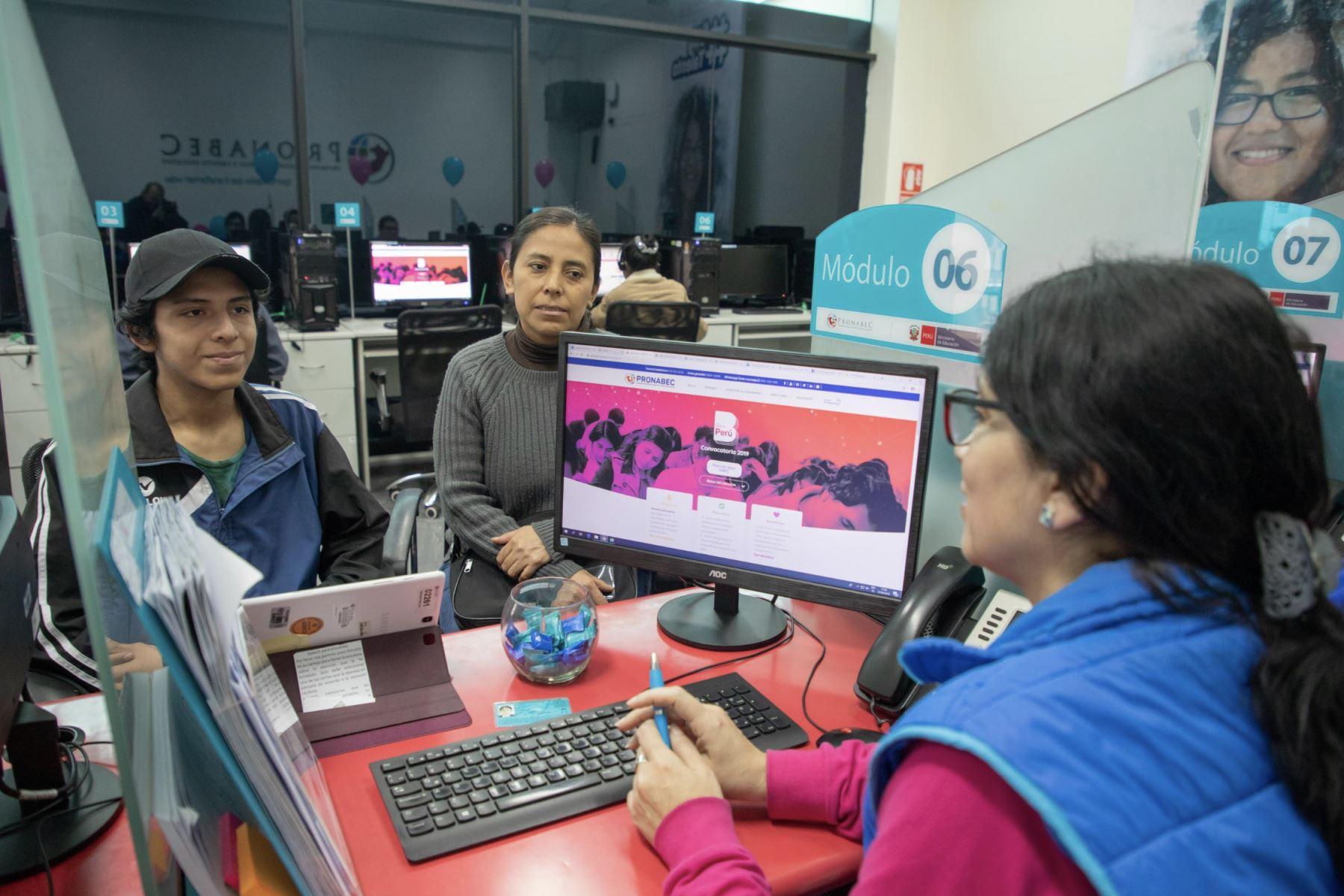 Publican Resultados De Concurso Beca Perú Para Talentos Y Deportistas Calificados