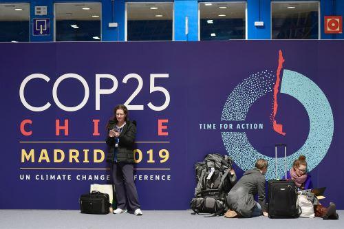 En el marco de la COP25 proyecto europeo de investigación CSA Sincere propone una acción conjunta entre Europa y Latinoamérica contra la emergencia climática. AFP