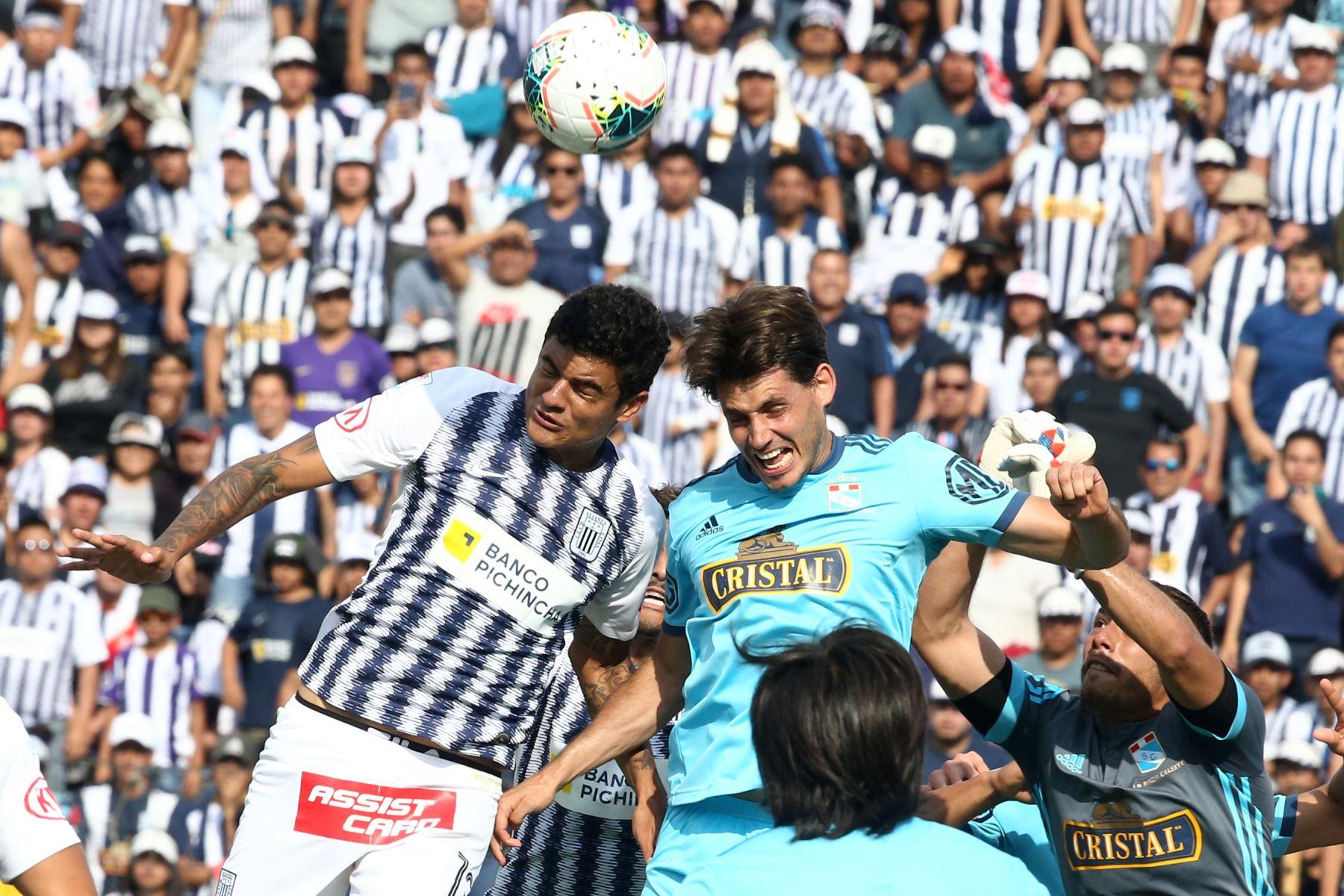 Alianza Lima Cristal Todo Lo Que Se Vivio En El Triunfo