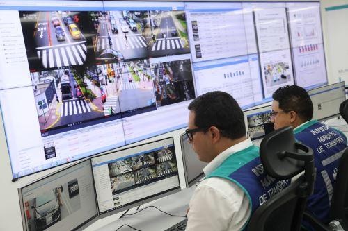 Inicia Fiscalización electrónica con multas en Tacna - Garcilazo - Arequipa