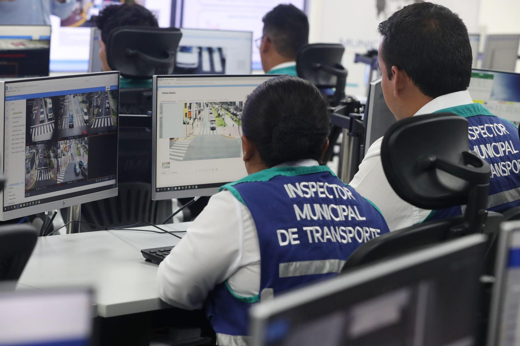 Alcalde de Lima, Jorge Muñoz comunica el inicio de la Fiscalización Electrónica con Multas en el eje Tacna - Garcilaso - Arequipa. Foto: ANDINA/Melina Mejía