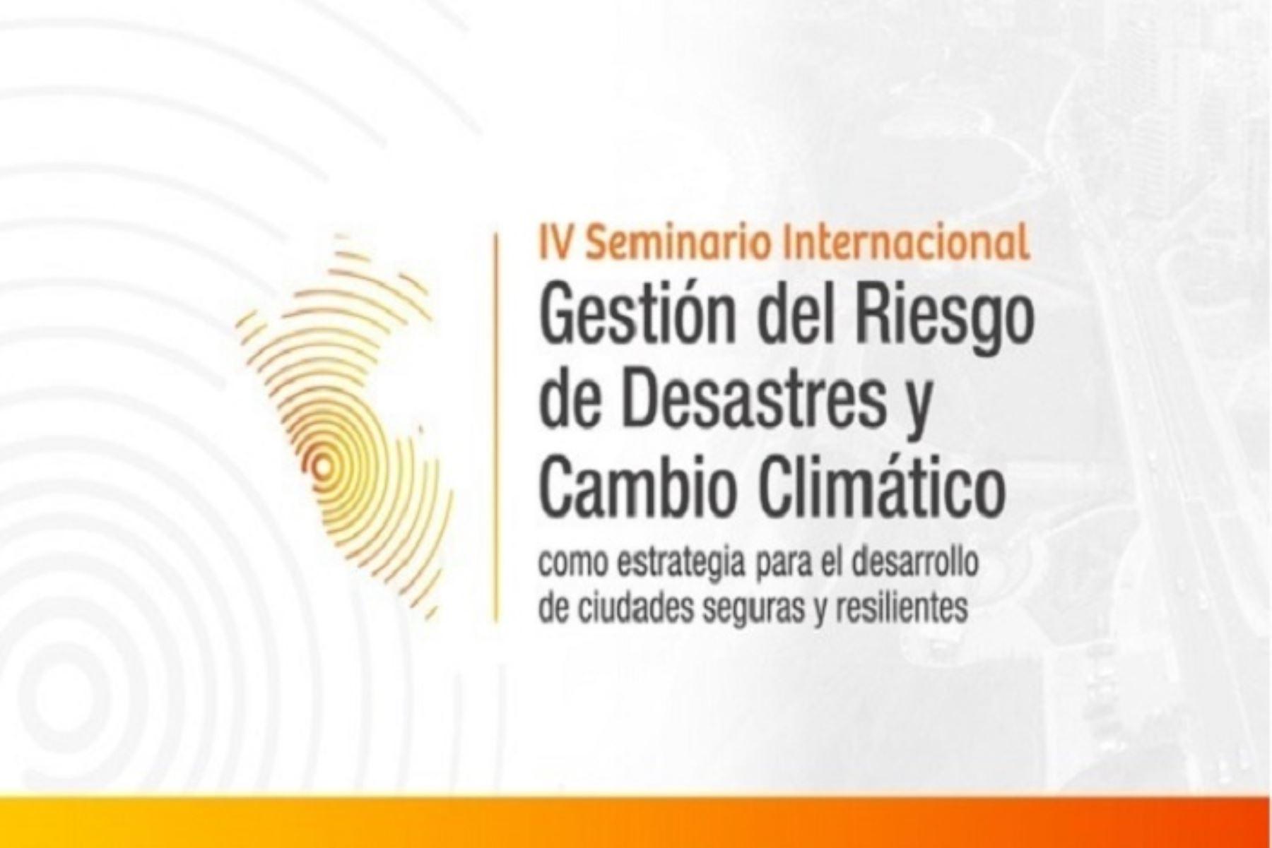 En este evento internacional se rendirá homenaje póstumo al ingeniero Julio Kuroiwa Horiuchi, quien en los últimos 40 años desarrolló investigaciones en el campo de la gestión del riesgo de desastres en el Perú y en países de Latinoamérica.