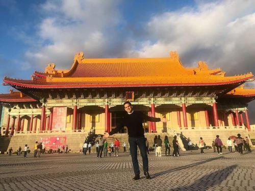Juan Diego protagoniza gira por el continente asiático.