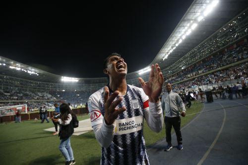 Alianza Lima empató 1-1 con Sporting Cristal y clasificó a la final de la Liga 1