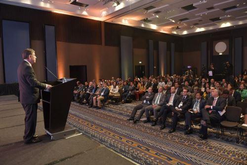 """Cancillería del Perú organiza Conferencia Internacional  """"Construyendo el Futuro: Infraestructura y Crecimiento en el Perú"""""""