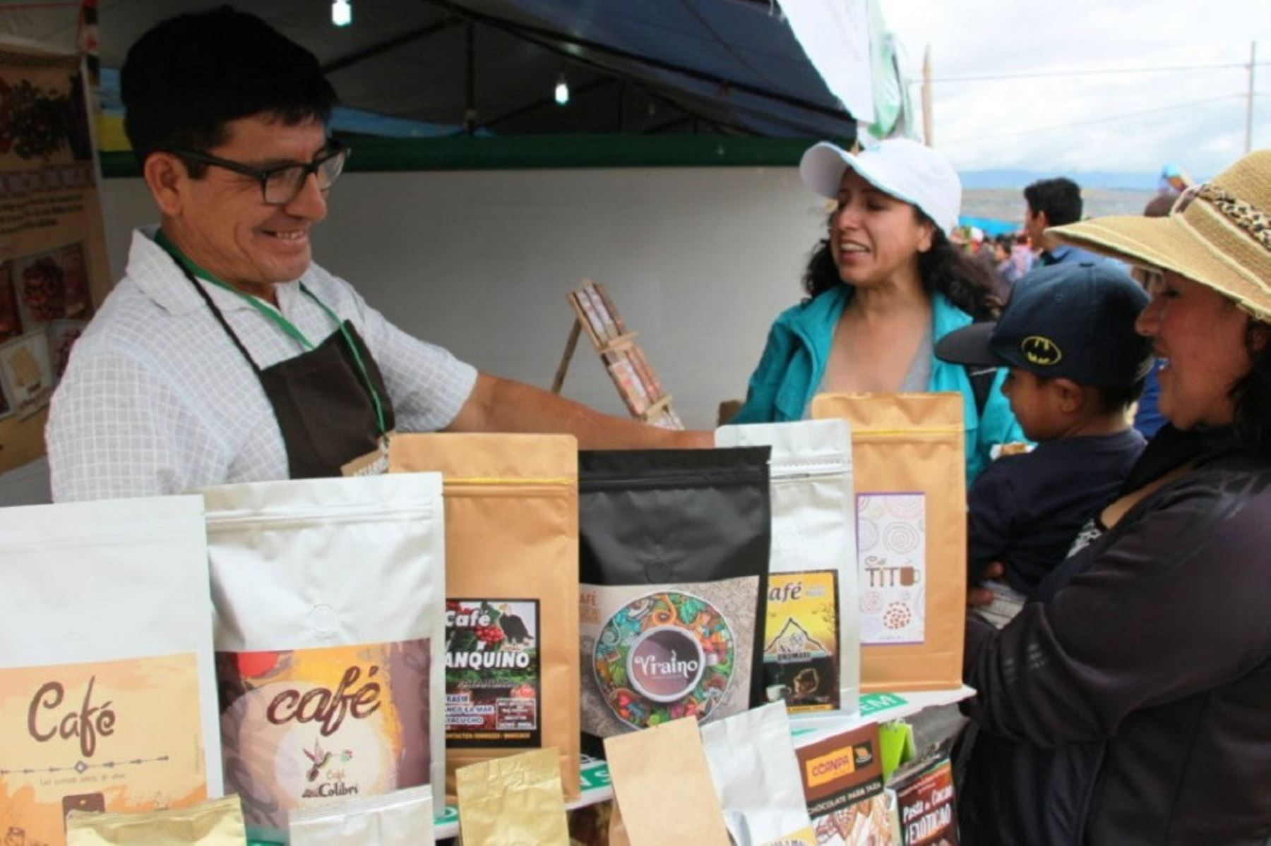 Expovraem 2019: más de 50 organizaciones de café y cacao llegan a Lima. Foto: ANDINA/Difusión.