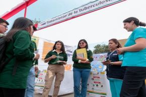 Minsa y universidades se unen en lucha contra tuberculosis. Foto: ANDINA/Difusión.
