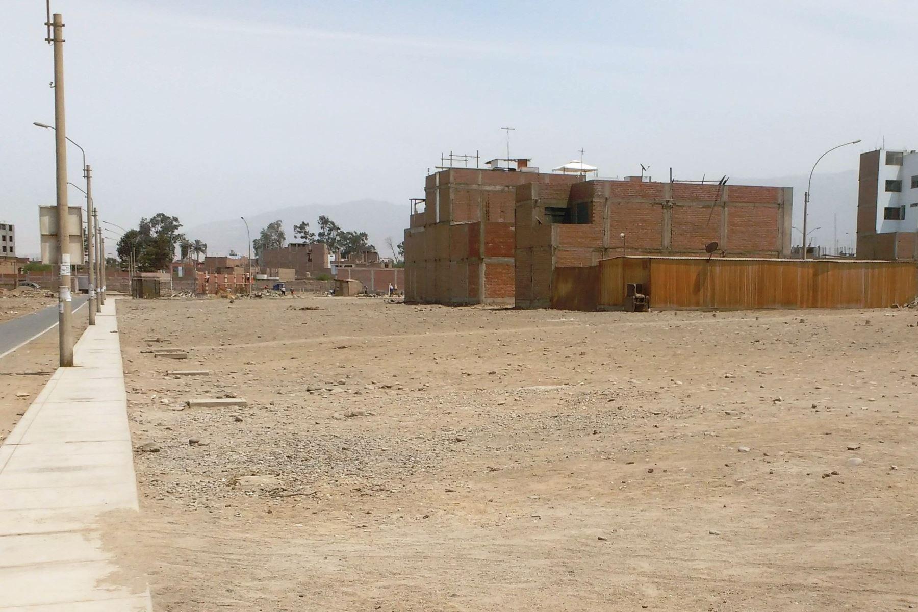 Habrá subasta de terrenos en Chosica y Carabayllo. Foto: Andina/Difusión