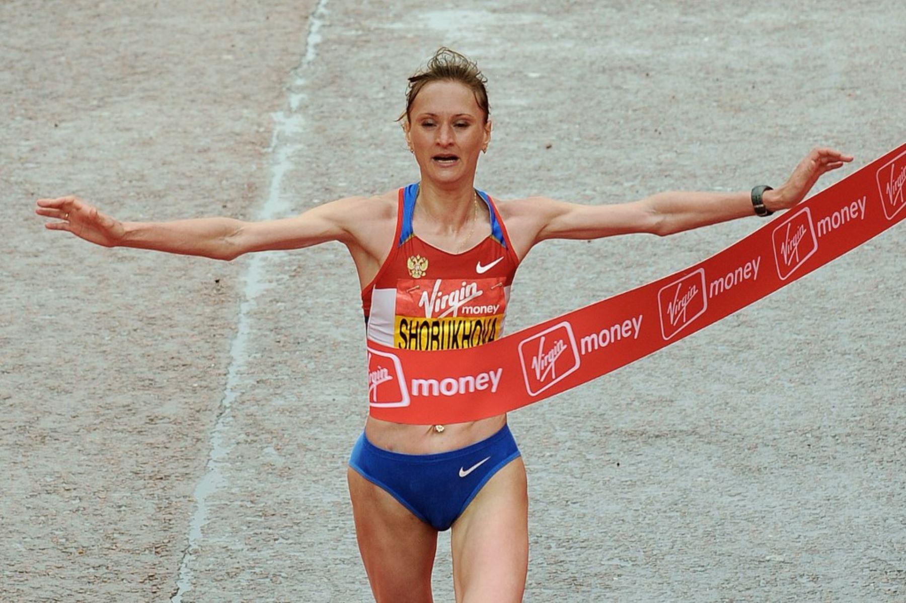 Liliya Shobukhova medallistas en Londres es una de las sospechosas de dopin