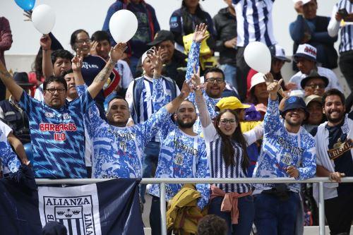 Alianza Lima vs Binacional: Imágenes previas a la primera final del fútbol peruano