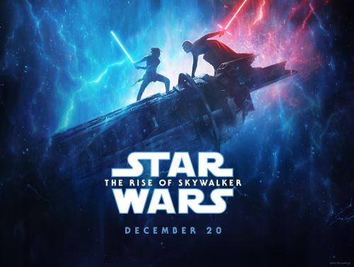 El universo de Star Wars en la Biblioteca Nacional.
