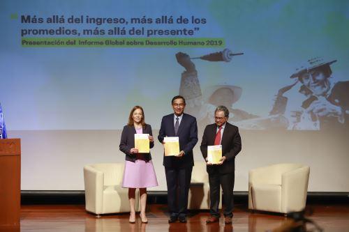 Informe Global Sobre Desarrollo Humano 2019 de las Naciones Unidas