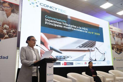 Lanzamiento de la renovada Ley de Beneficios Tributarios para Empresas Innovadoras