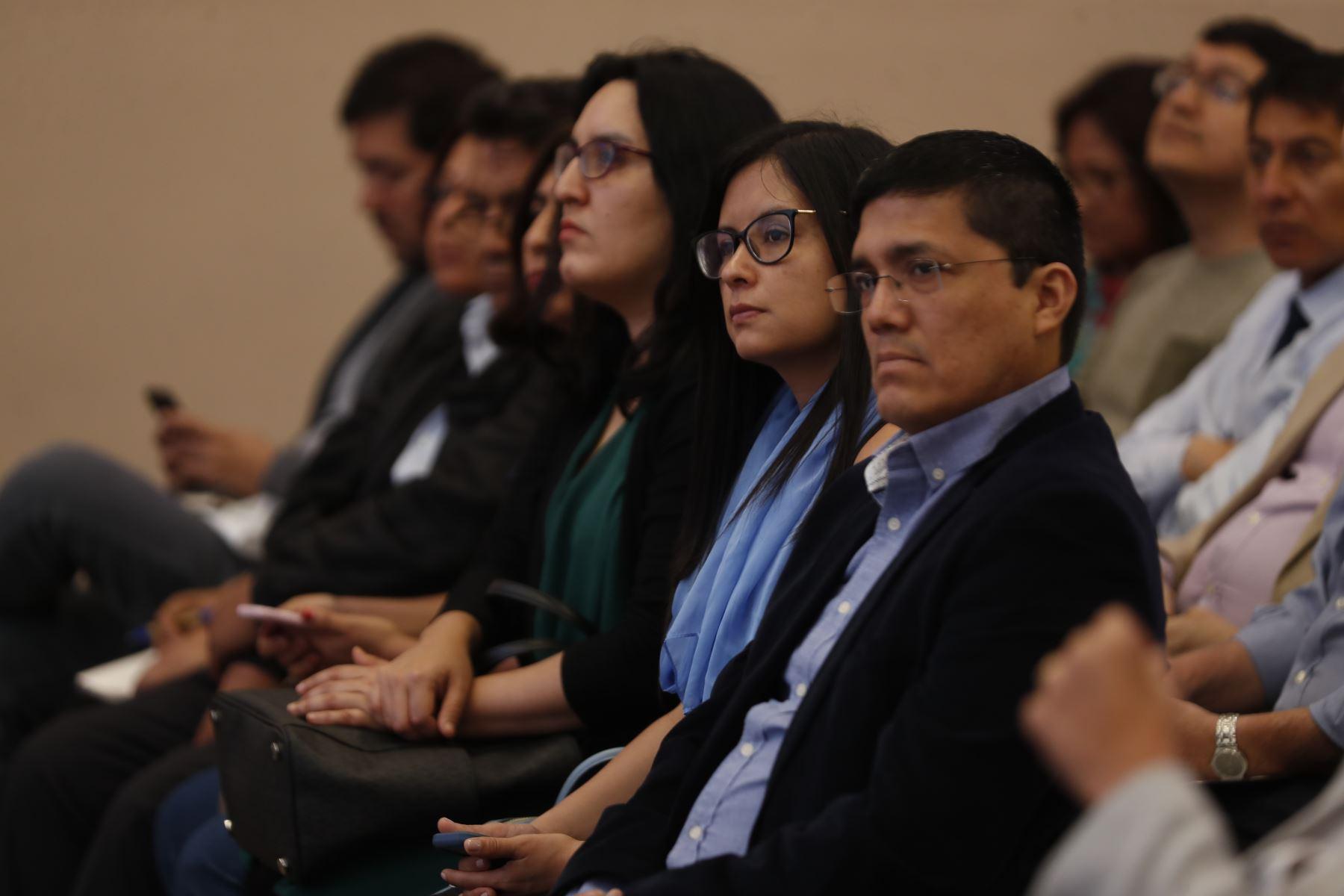 Lanzamiento de la renovada Ley de Beneficios Tributarios para Empresas Innovadoras. Foto: ANDINA/Renato Pajuelo. Foto: ANDINA/Renato Pajuelo