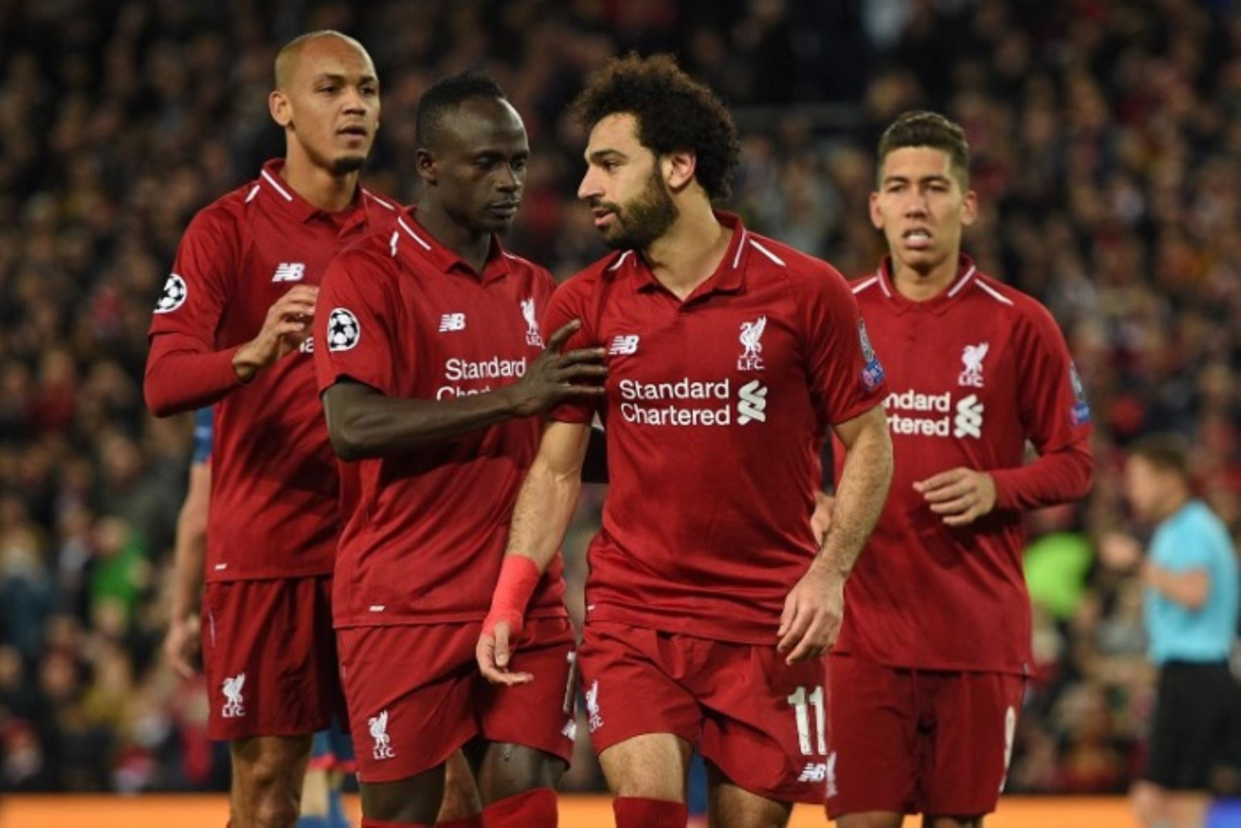 Liverpool sufrió más de la cuenta para clasificar a octavos de final